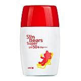 近江蔓莎小熊超强抗紫外线防晒霜SPF30+(红色)30ml
