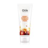 傲蝶(Ottie)蜂蜜水嫩泡沫洗面奶150ml