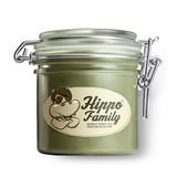 中国•Hippo Family 清润矿物绿竹泥膜 240g
