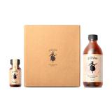 古尔莎(Gulsha)千朵晨露玫瑰礼盒 (玫瑰水200ml+30ml +产品手册)