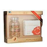 养生堂天然维生素E软胶囊(赠VE保湿修护睡眠面膜80g)160粒(40克)