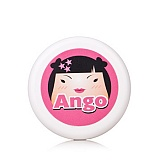 安购(Ango)玫瑰公主香气舒缓膏 15ml