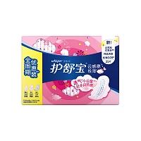 美国•护舒宝pinkcess云感棉极薄卫生巾25片