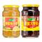 KJ蜂蜜柚子茶 600g+KJ蜂蜜大枣茶(果酱)580g