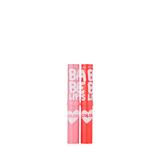 美宝莲(MAYBELLINE)宝蓓爱炫彩护唇膏(宝贝爱幼粉1.9g+瑚光珊色控1.9g)