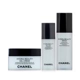 香奈儿(Chanel)山茶花保湿系列(精华液30ml+眼霜15ml+凝霜50g)