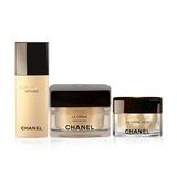 香奈儿(Chanel)奢华护肤系列(奢华精萃眼霜15g+奢华精萃轻盈乳霜50g+奢华精萃轻盈乳液50ml)