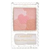 井田(CANMAKE)Glow Fleur Cheeks花瓣雕刻五色腮红 6g
