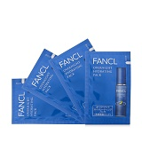 Fancl无添加彻夜补湿修护凝膜四片装
