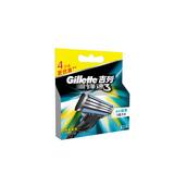 吉列(Gillette)锋速3刀片(4刀头)