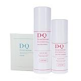 蒂珂(DQ)清痘护肤3件套(护肤水 170ml+护肤乳 130ml+化妆棉100片)