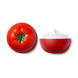 托尼魅力(Tonymoly)番茄美白按摩面膜