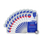 韩国•美迪惠尔(MEDIHEAL)保湿水库针剂面膜贴10片