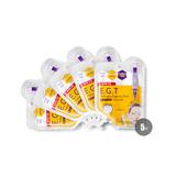 可莱丝(MEDIHEAL)EGT弹性针剂面膜5片