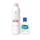依云(Evian)敏感肌完美搭配明星套装