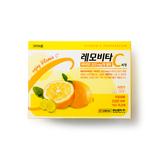 韩国•KYUNGNAM柠檬维他命片柠檬口味100片