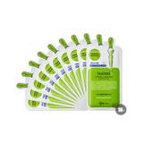 韩国•美迪惠尔(MEDIHEAL)茶树油修护精华面膜10片/盒