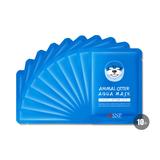 韩国•SNP海豹补水动物面膜10片/盒