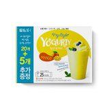 韩国•丹特(Damtuh) 代餐奶昔 芒果味 450g(18g*25)