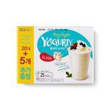 韩国•丹特(Damtuh) 代餐奶昔 酸奶味 450g