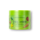 自然乐园(Nature Republic) 呼吸蔬菜面膜