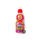 宝露露(PORORO) 我可爱的朋友们果汁饮料 草莓味7瓶装