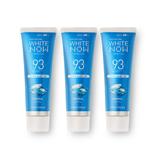 PERIOE TM强效亮白原味牙膏蓝色款三支装