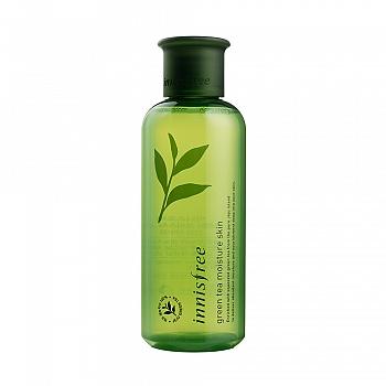 韩国•悦诗风吟(innisfree)绿茶精萃滋润柔肤水 200ml
