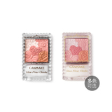 日本•井田(CANMAKE) 花瓣雕刻五色珠光腮红