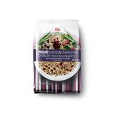 瑞典•ICA 蓝莓蔓越莓覆盆子燕麦片 500g