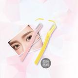 中国•Pretty Tells 便携式炫彩眉刀(2支)
