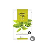 BOTANIC FARM 自然能量面膜贴-绿茶十片