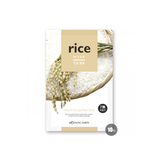 BOTANIC FARM 自然能量面膜贴-大米十片