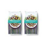 瑞典•ICA 50%水果坚果麦片2包装 1500g (750g*2包)