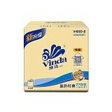 中国•维达卫生纸蓝色经典140g/卷*27卷V4069-B(电商)